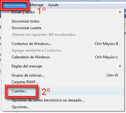 configuracion ssl Windows Mail 1