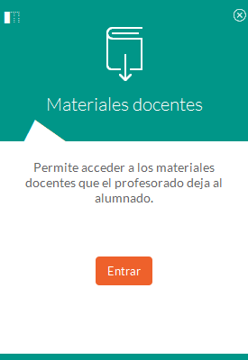 Materiales docentes