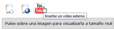 inserir video youtube carrusel